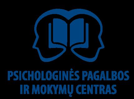 Psichologinės pagalbos ir mokymų centro logotipas